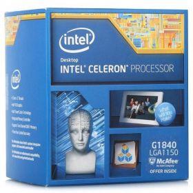 Процессор Intel Celeron G1840 Haswell (2800MHz, LGA1150, L3 2048Kb) BOX