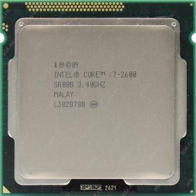 Процессор Intel Core i7-2600 Sandy Bridge (3400MHz, LGA1155, L3 8192Kb)