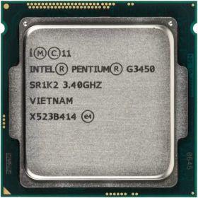 Процессор Intel Pentium G3450 Haswell (3400MHz, LGA1150, L3 3072Kb)