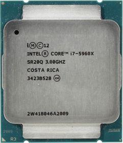 Процессоры Intel Core i7-5960X Extreme Edition Haswell-E (3000MHz, LGA2011-3, L3 20480Kb)