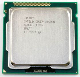 Процессор Intel Core i5-2400 Sandy Bridge (3100MHz, LGA1155, L3 6144Kb)