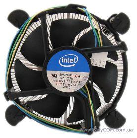 Кулер для процессора Intel Original Cu+Al Socket 1156/1155/1150/1151