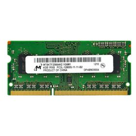 Модуль памяти Micron  DDR3L 1600 SO-DIMM 4Gb Low voltage