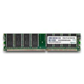 Модуль памяти Apacer DDR 400 DIMM 1Gb