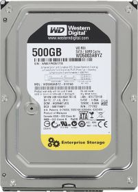 "Жесткий диск HDD 3.5"" 500Gb Western Digital WD5003ABYZ RE"