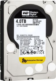 "Жесткий диск HDD 3.5"" 4Tb Western Digital  SAS WD4001FYYG RE"