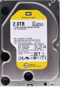 """Жесткий диск HDD 3.5"""" 2Tb  Western Digital WD2004FBYZ RE"""