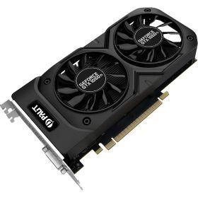 Видеокарта Palit GeForce GTX 1050 Ti 1366Mhz PCI-E 3.0 4096Mb 128 bit  Dual OC NE5105TS18G1-1071D