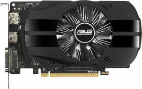 Видеокарта ASUS GeForce GTX 1050 Ti 1290Mhz PCI-E 3.0 4096Mb 128 bit Phoenix PH-GTX1050TI-4G