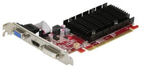 Видеокарта PowerColor Radeon HD 8350 650Mhz PCI-E 2.1 2048Mb 1000Mhz 64 bit DVI HDMI HDCP