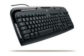 Клавиатура Logitech Media Keyboard  PS/2