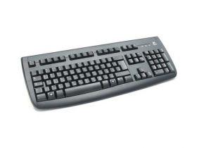 Клавиатура Logitech Deluxe 250 Black USB